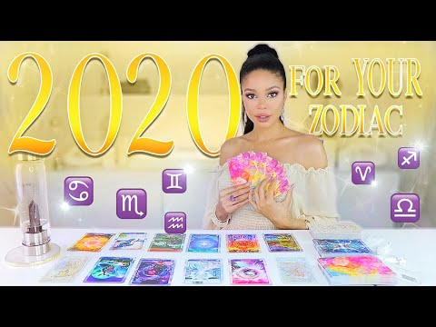 ✨2020✨Prediction For YOUR ZODIAC SIGN💡🔮PSYCHIC READING/HOROSCOPE🔮