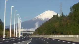Mt Fuji Drive-by - 富士山