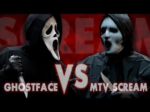 Scream vs Ghostface HD short horror movie | Icons of Horror Battle Epic Horror Battles