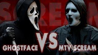 Ghostface vs MTV Scream 2018 short horror movie   Icons of Horror Battle Epic Horror Battles