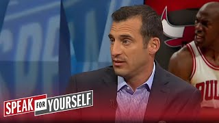 Whitlock 1-on-1: Doug Gottlieb puts LeBron vs. MJ in context | SPEAK FOR YOURSELF