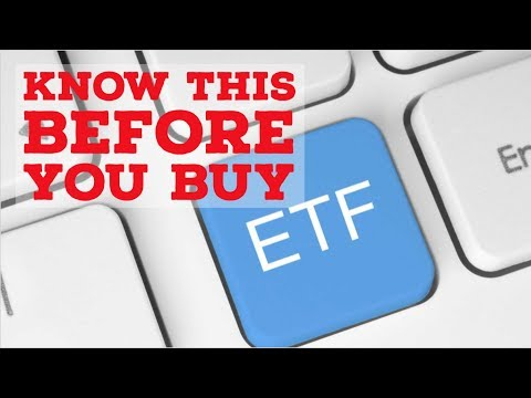 3 Things You NEED To Know Before Buying an ETF: The Most Important ETF factors on the Robinhood App