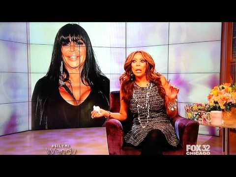 Throwback....Wendy Williams talks about Big Ang