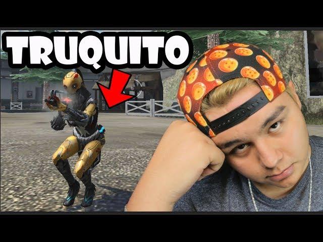 ME VOY POR EL TRUQUITO 😥 FREE FIRE
