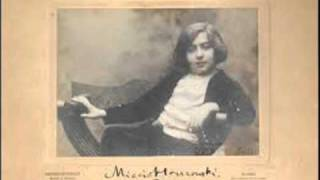 Mieczyslaw Horszowski plays Bach French Suite No. 6 in E major