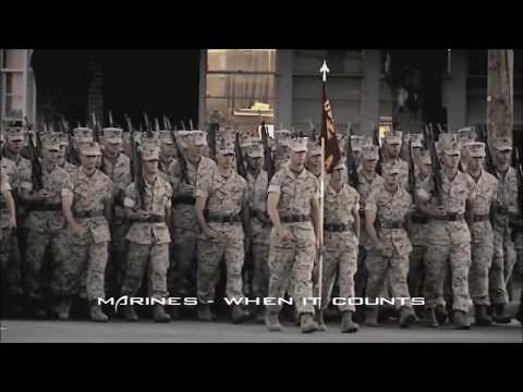 U.S. Armed Forces Salute | God Bless America