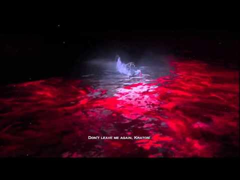 God of War III - Part 18 Hard Mode Final Boss, Ending, Credits and Secret Ending