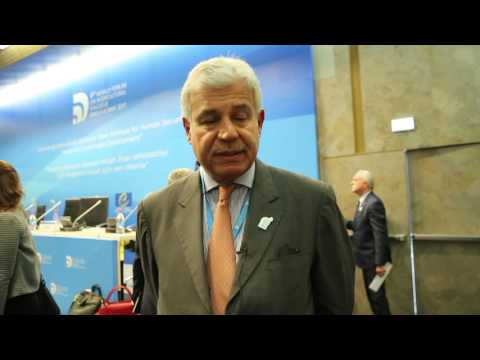 AMR ABDEL GHAFFAR  - UNWTO Secretary-General as his Senior Advisor on Tourism and Peace