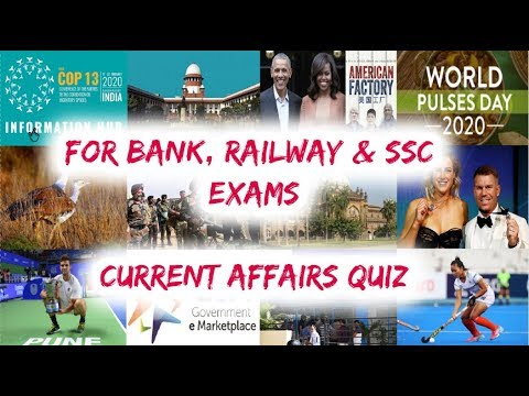 Download Daily Current Affairs February 12 , 2020 : English MCQ   GKToday