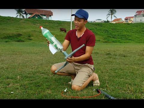 Chế tạo tên lửa nước