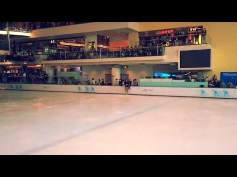 Hong Kong Figure Skating and Short Track Speed Skating Championships 2013(FS, Senior Ladies)