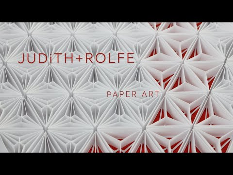 JUDiTH And ROLFE   Paper Artist