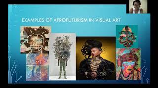 BWTC (004): Black Girl Magic: AfroFuturist Spirituality Workshop for Teens w/ Tonika Berkley
