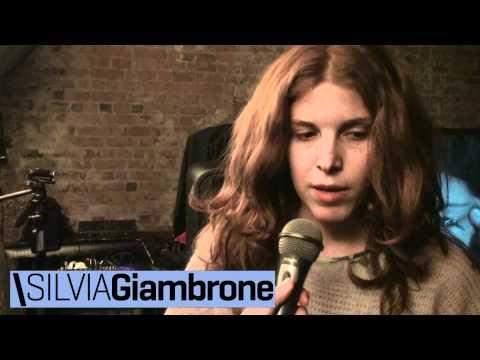 Silvia Giambrone - Intervista