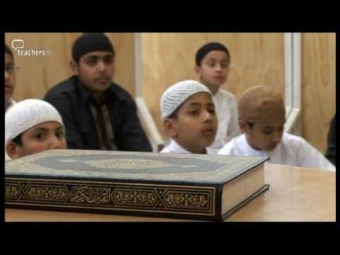 Islamic Education - My Other School is a Madrasah-Green Lane Mosque-Part 1
