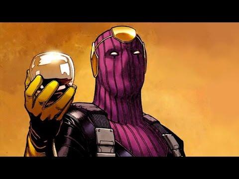 Supervillain Origins: Baron Zemo