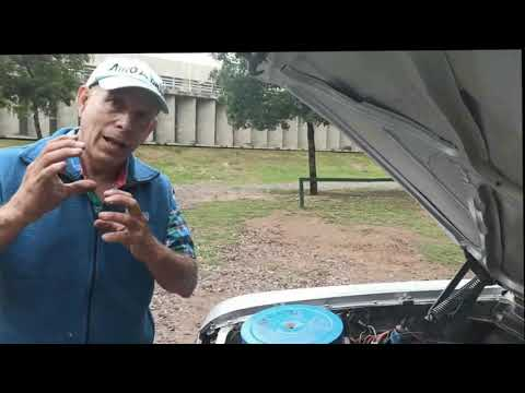 Drive on waste / Engineer builds car that runs on waste / Ar
