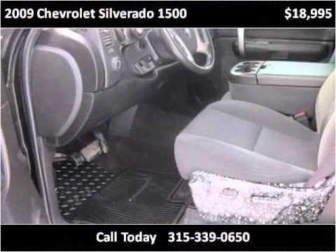 2009 chevrolet silverado 1500 used cars rome ny youtube for Uvanni motors rome ny
