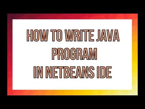 java-tutorial-for-beginners||first-java-program-in-netbeans-ide