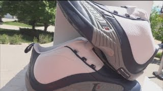 Reebok Answer 4 IV Georgetown - Detailed Review