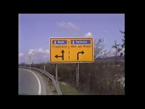 Weil am Rhein und seine Ortsteile Film Material vom 24.03.1993