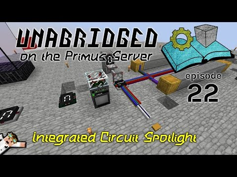 Integrated Circuit Spotlight - Diary of a Technowizard on the Unabridged Primus Server