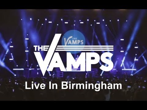 The Vamps Live In Birmingham