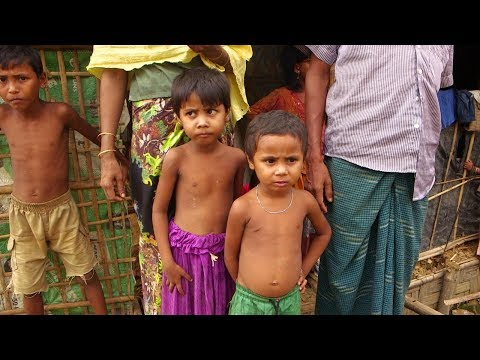 The 'floating island' where Bangladesh wants to send thousands of Rohingya refugees