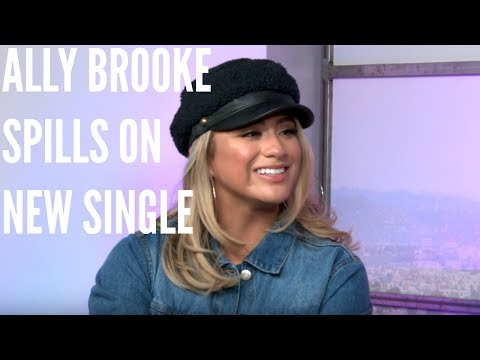 ally from fifth harmony dating