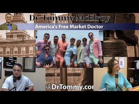 Medical Marijuana, Sustainable Living Field Trip - Dr. Tommy Show - America's Free Market Doctor