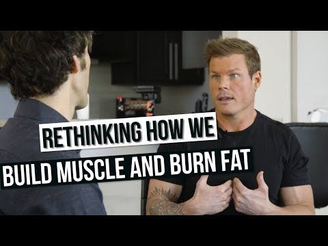 Building Muscle, Burning Fat & Prioritizing Health W/ Dusten Nelson