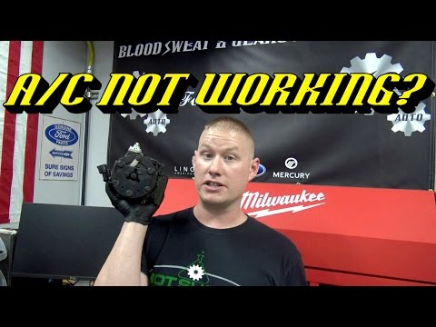 Ford A/C Quick Tips #7: How To Quickly Diagnose A/C Concerns