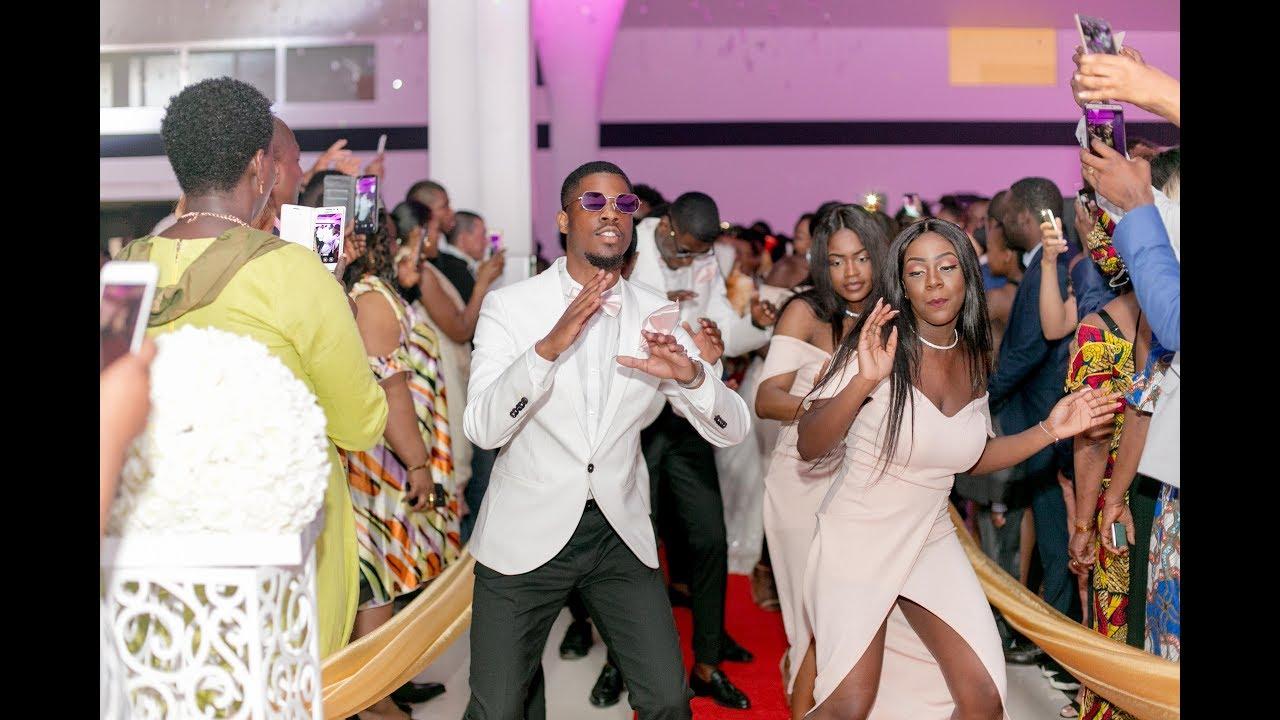Entrée Dansante 1 Chorégraphie Mariage Africain Fondatrice Cinaa Titi