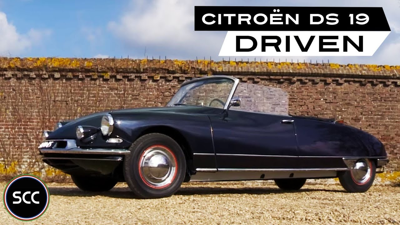 Citron ds 19 cabriolet dusine 1961 henri chapron full test citron ds 19 cabriolet dusine 1961 henri chapron full test drive in top gear scc tv youtube vanachro Image collections