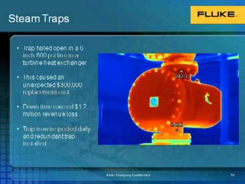 Fluke Training - Thermal Imaging for Mechanical Inspection
