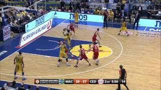Euroleague | Maccabi Electra Tel Aviv - Cadevita Zagreb Maçı