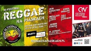 Reggae na Piaskach 2016  - tak było(Przypomnijmy sobie, jak było podczas 16. Festiwalu Reggae na Piaskach, 10. Konkursu Młodych Talentów i 1. Piaski Clashu. BIG UP !, 2016-07-29T09:43:02.000Z)