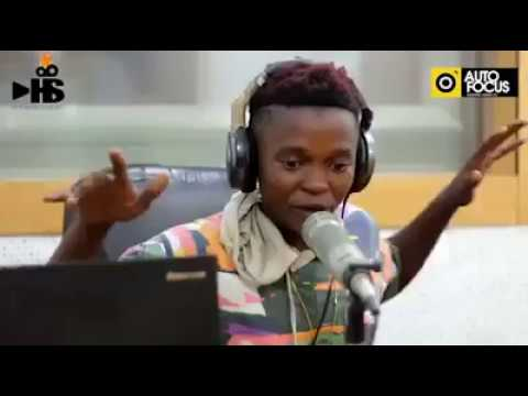 Waxy K's Killer Freestyle On Made On Monday With Joy Nathu