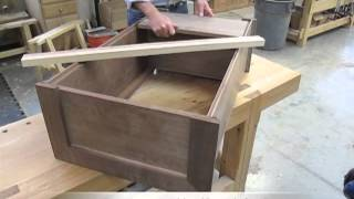 Woodworking Basics -- How To Use A Sector
