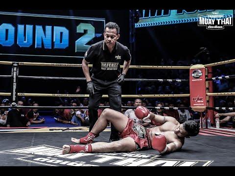 THE CHAMPION MUAY THAI [ Thai Ver ] - วันที่ 13 Jul 2019