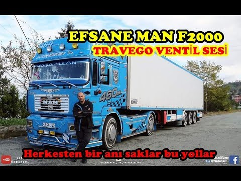 MAN F2000 464 / TRAVEGO VALVE SOUND / MUSA COVER