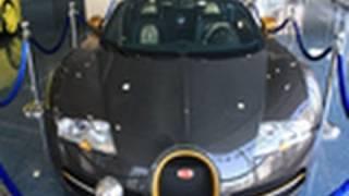 Mansory Bugatti Veyron Linea Vincero dOro Videos
