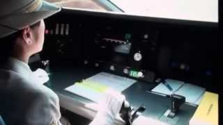 700系新幹線運転席女性運転士JR東海