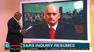 Commission in to SARS to resume public hearings