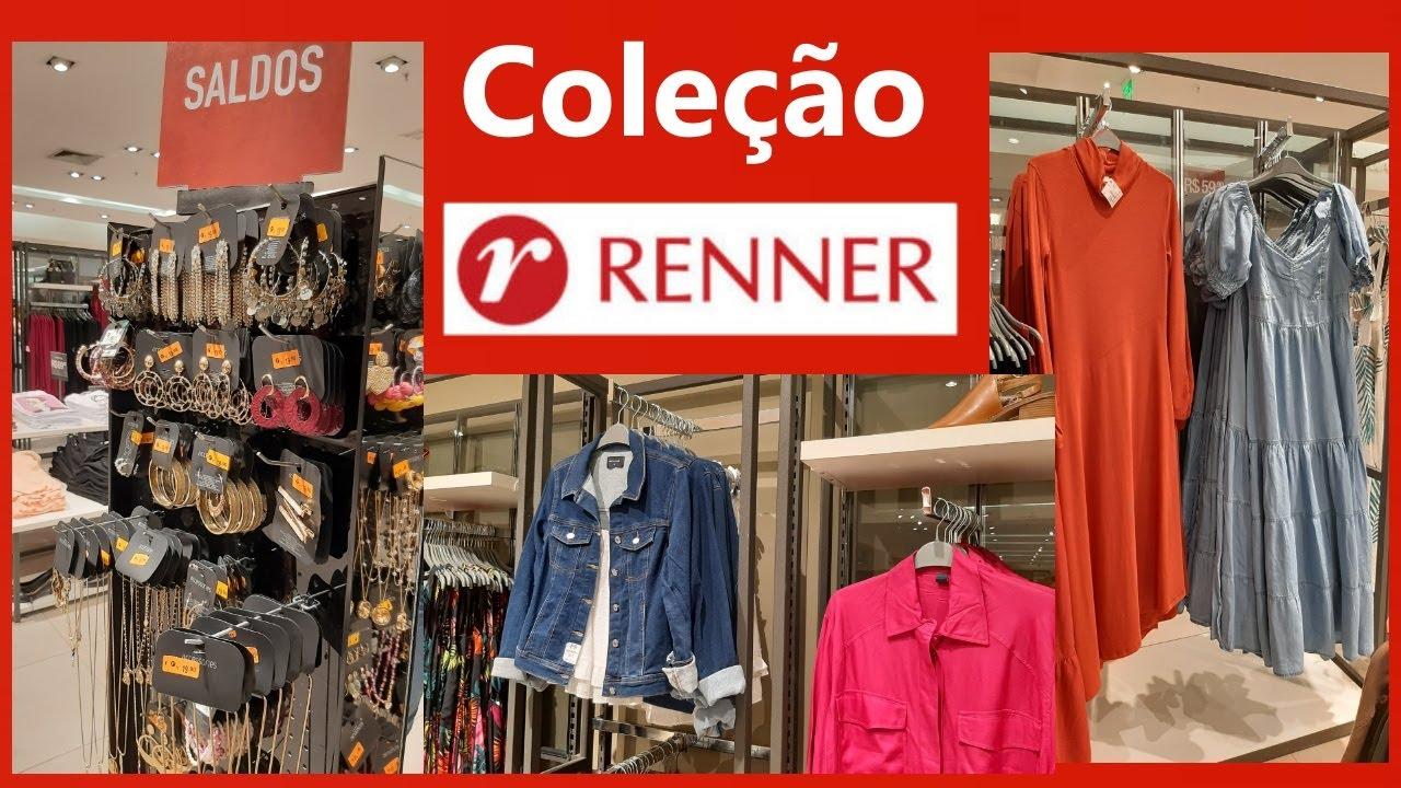 Tour pela Renner/ Novidades de Agosto 2020