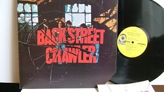 BACK STREET CRAWLER . TRACK : TRAIN SONG .  PAUL KOSSOFF