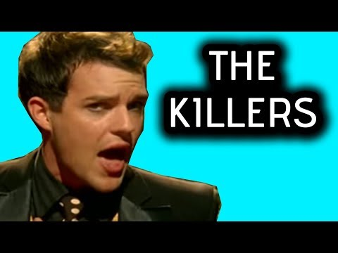 Somebody Told Me but Brandon Flowers keeps breaking his back | The Killers