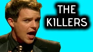 Somebody Told Me But Brandon Flowers Keeps Breaking His Back The Killers 2017