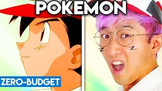 POKEMON WITH ZERO BUDGET! (Pokemon Theme Song PARODY)