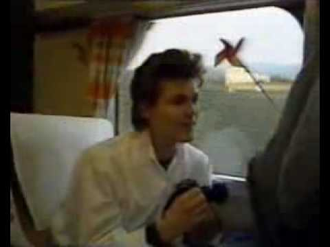 A-ha Acoustic Train - Part Of Hunting High And Low